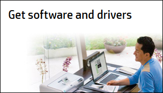 software drivers hp download